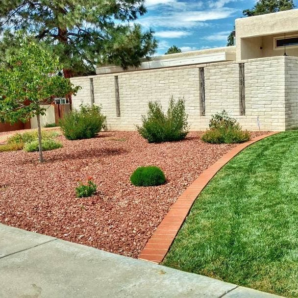 Landscaping Design and Construction Red Shovel Albequerque, NM