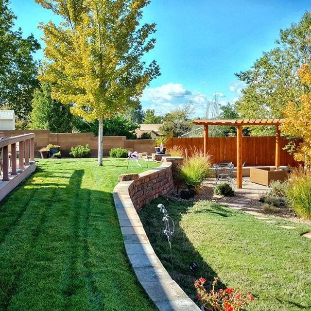 Landscaping Design and Construction Albuquerque NM