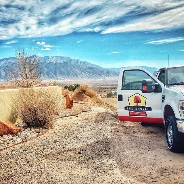 Red Shovel Landscaping Albuquerque NM