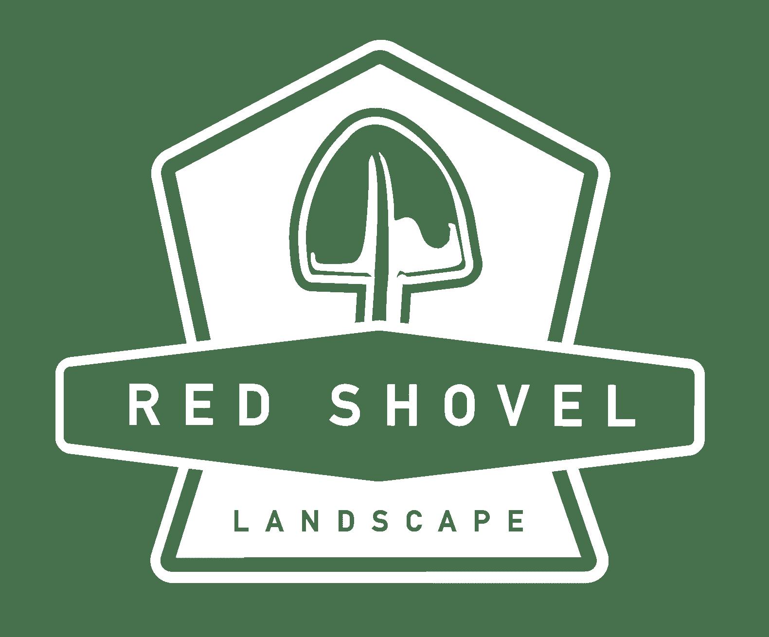 Red Shovel Logo