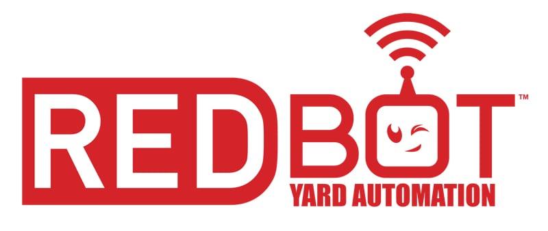 RedBot Robot Lawn Mower Logo